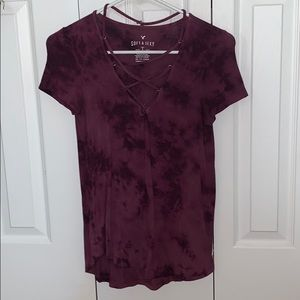 Try dye Soft & Sexy AE blouse.